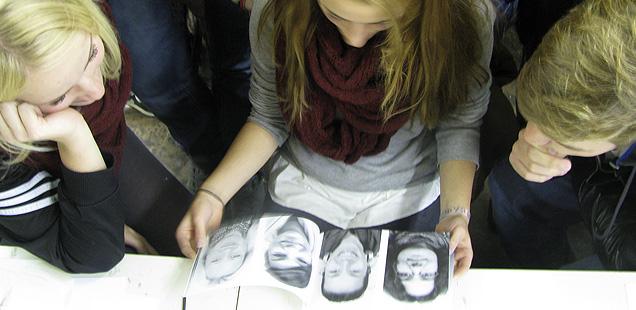 Buchprojekt Tausend Teenies