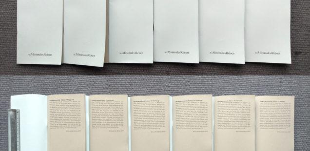 Parallelprotokoll Editionen
